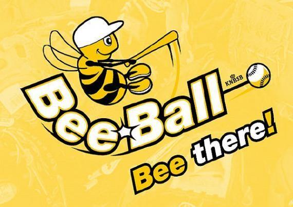 BeeBall logo