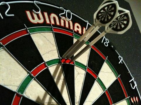 Dartcompetitie