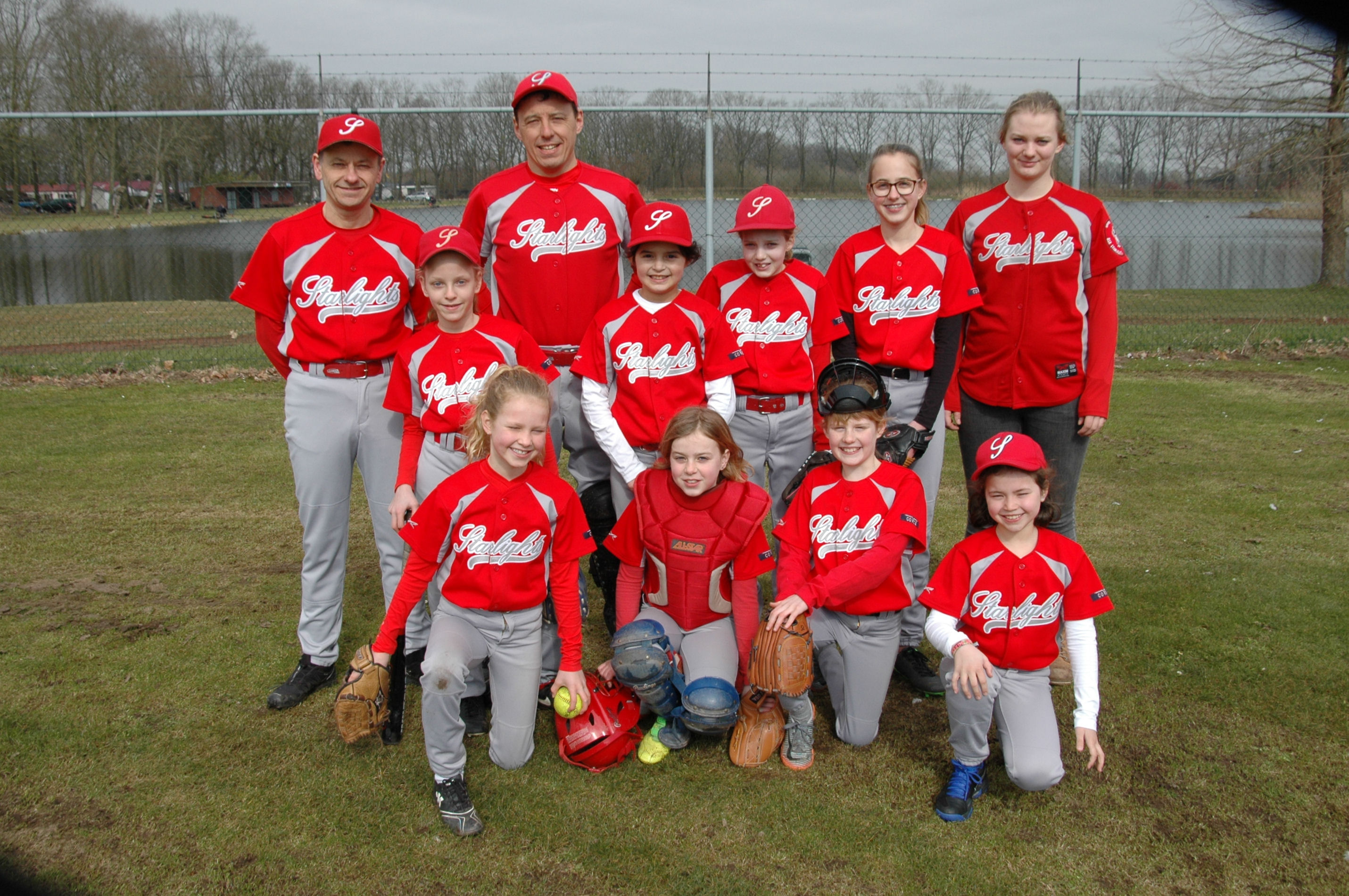 Softbal Pupillen 2018